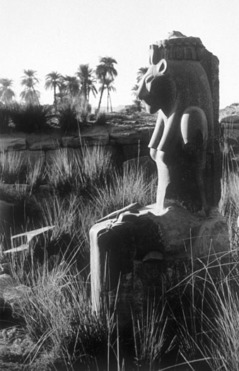 Sekhmet, Precinct of Mut.